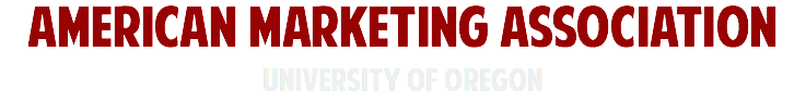 American Marketing Association University of Oregon